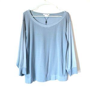 Lacoste Blue blouse